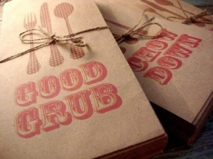 BBQ utensil bags
