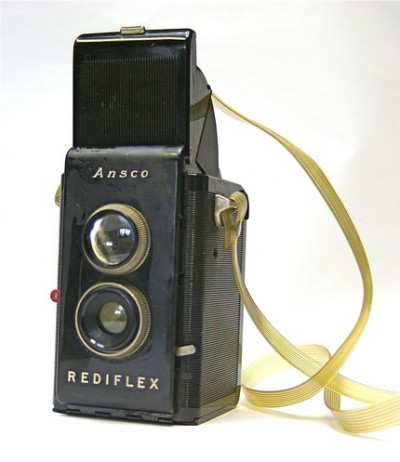 Vintage Ansco Flex Camera