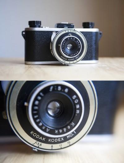 Vintage Nikon Camera