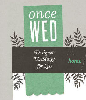 Once Wed Logo