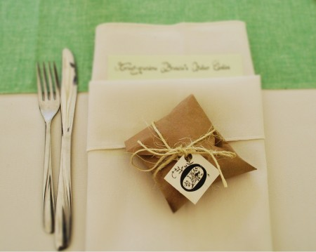 homemade Italian Cookie wedding favors