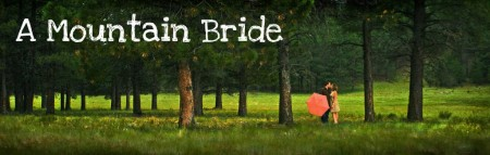 A Mountain Bride Banner