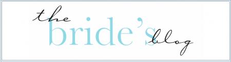 Bride's Book Blog Logo