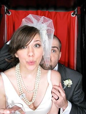 Eastside Bride photo booth