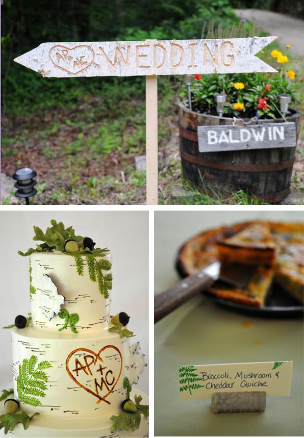 green mountain wedding in vermont