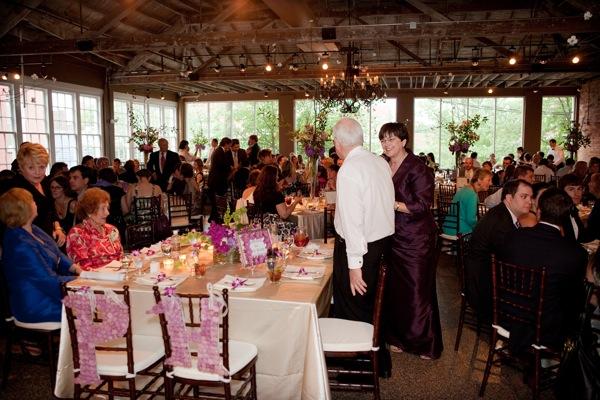 Wedding Reception at The Venue