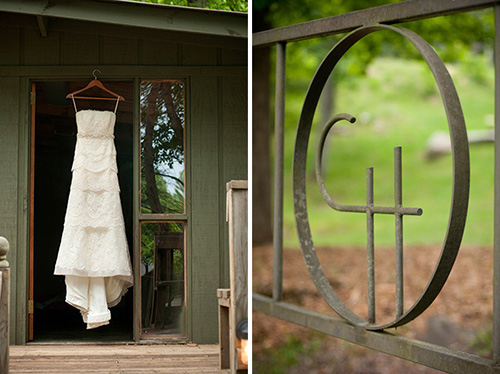 dress and iron sign