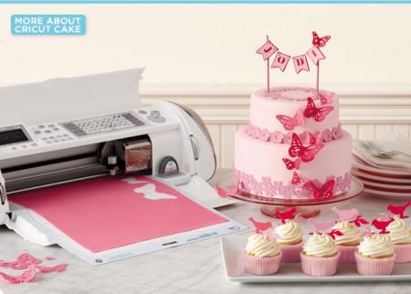 Martha Stewart Butterfly Cake