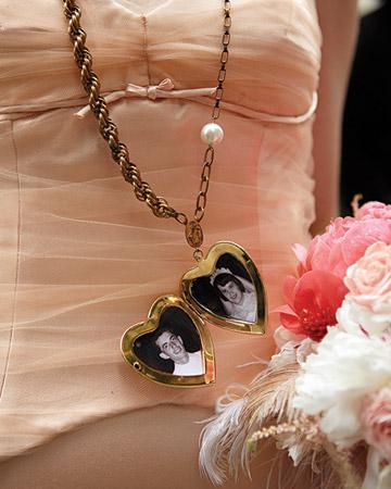 heart shaped locket
