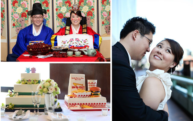 In-n-out grooms cake