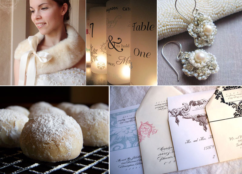 winter wedzu inspiration
