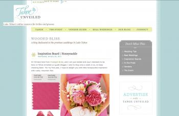 Tahoe Unveiled blog screenshot