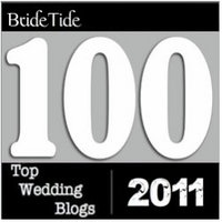 bridetide top 100 badge