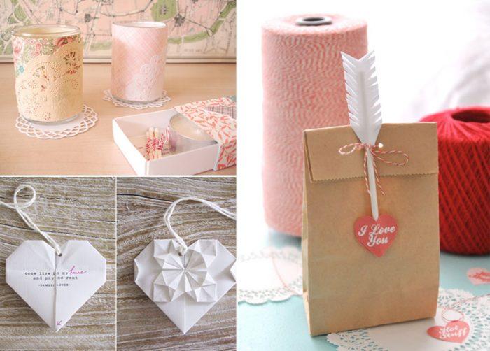 sweet romantic DIY