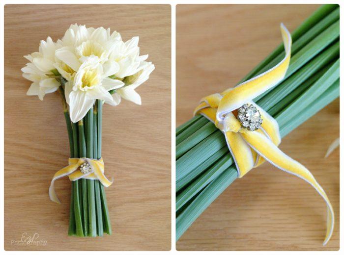 DIY Daffodil Bouquet