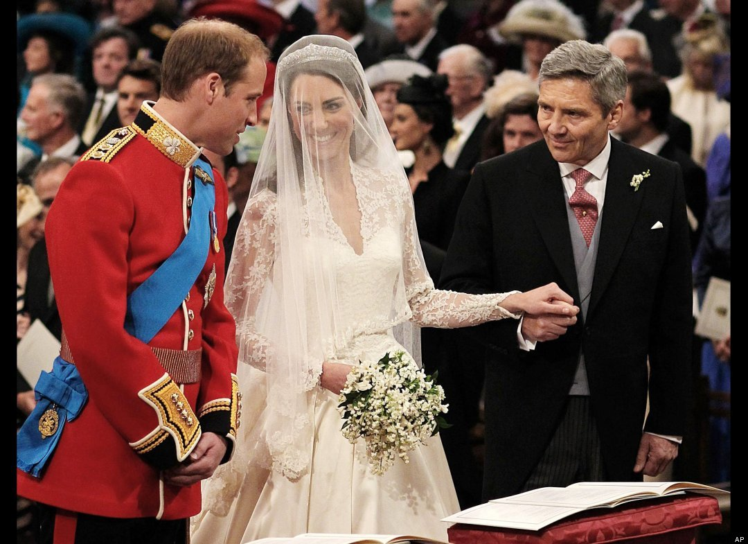 Kate and Wills Wedding Ceremony