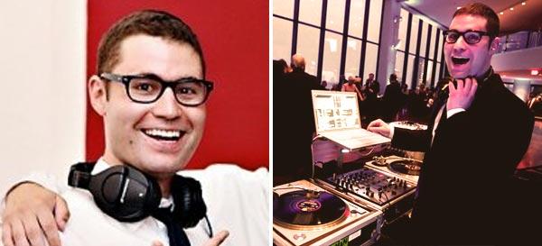 DJ Ari Rosenfield