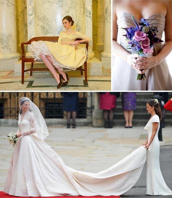 One Bridesmaid