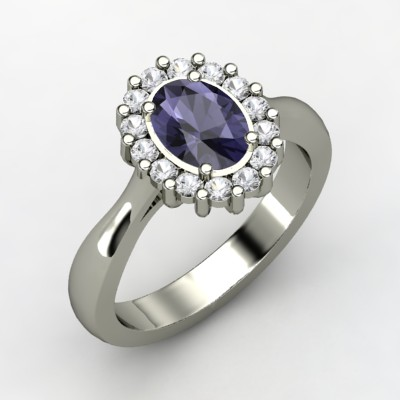 Princess Kate Sapphire engagement ring look-a-like