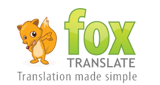 Fox Translate Logo