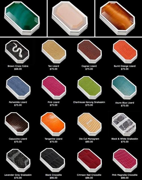 Different colors of Mon Mode Purse Hanger