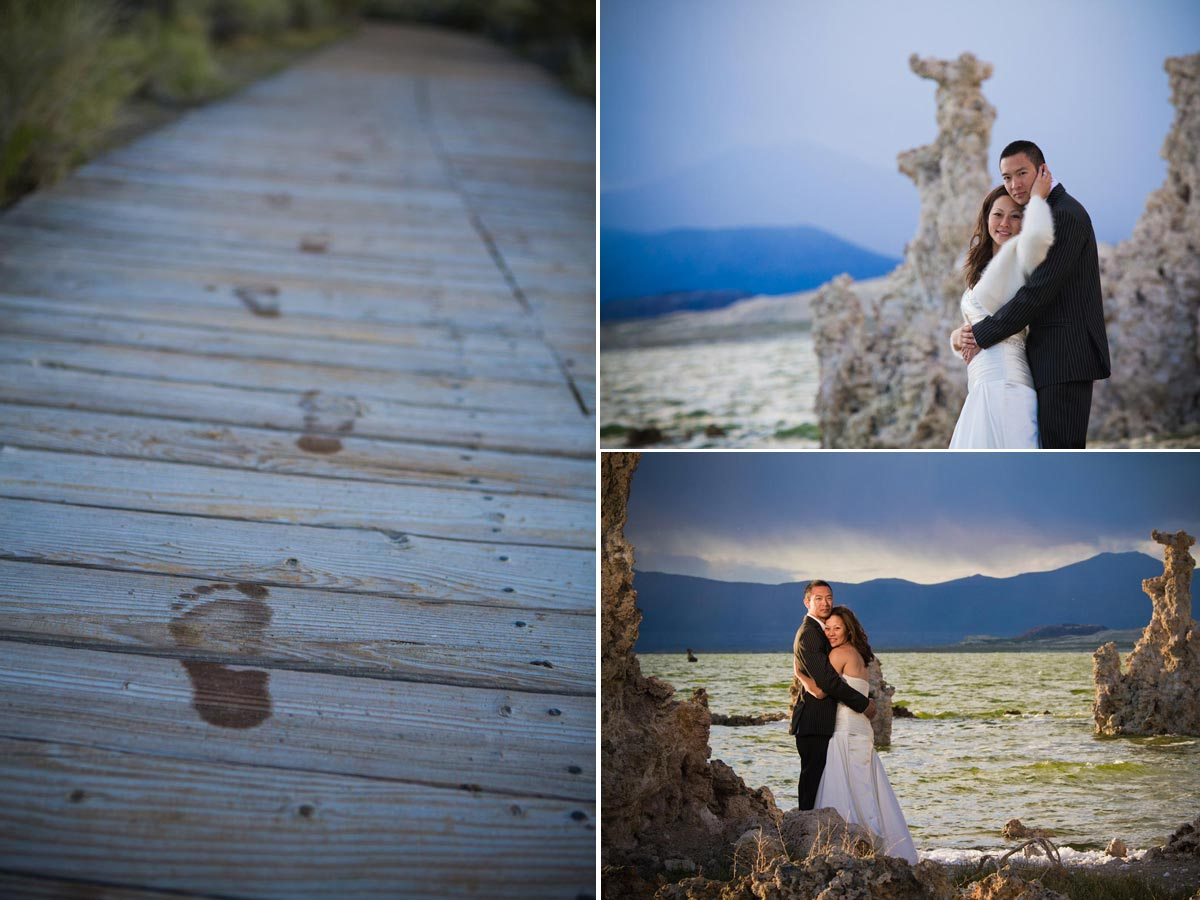 Mono Lake Rock the Dress session