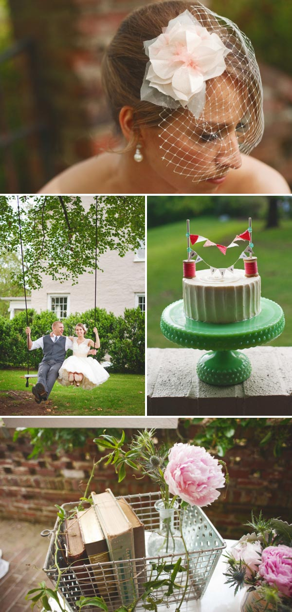 Sweet Knoxville Outdoor wedding
