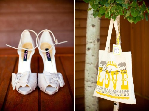 out on town bags and bridal shoes