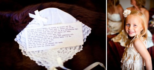 Love note to the groom
