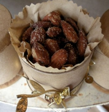 roasted almond favors
