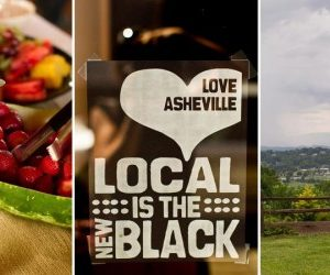 DIY Asheville Wedding buy local