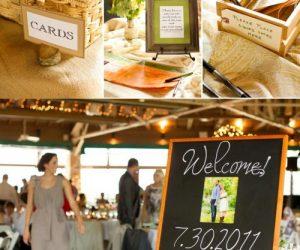 DIY Asheville Wedding details
