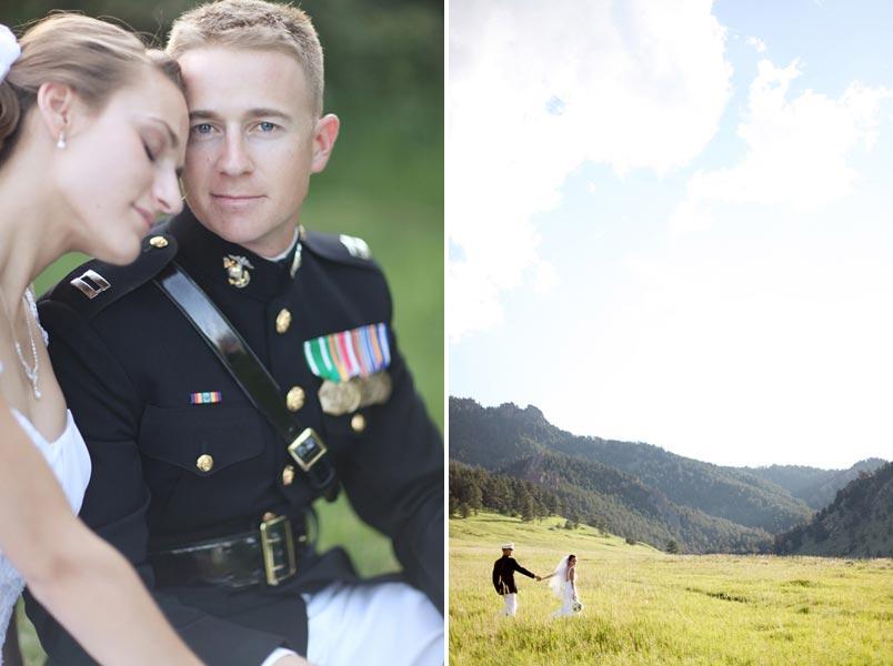 Colorado Military Wedding (1)