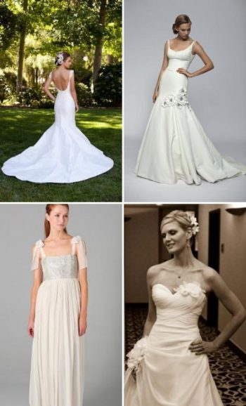 used wedding dresses