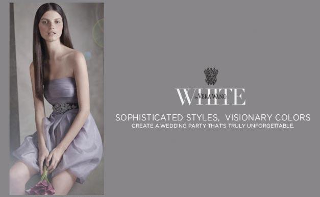 Vera Wang White Collection