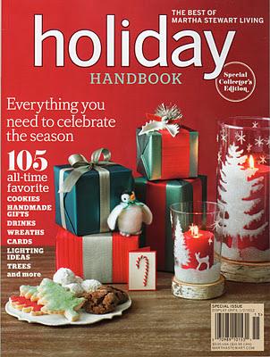 Martha Stewart Holiday Handbook