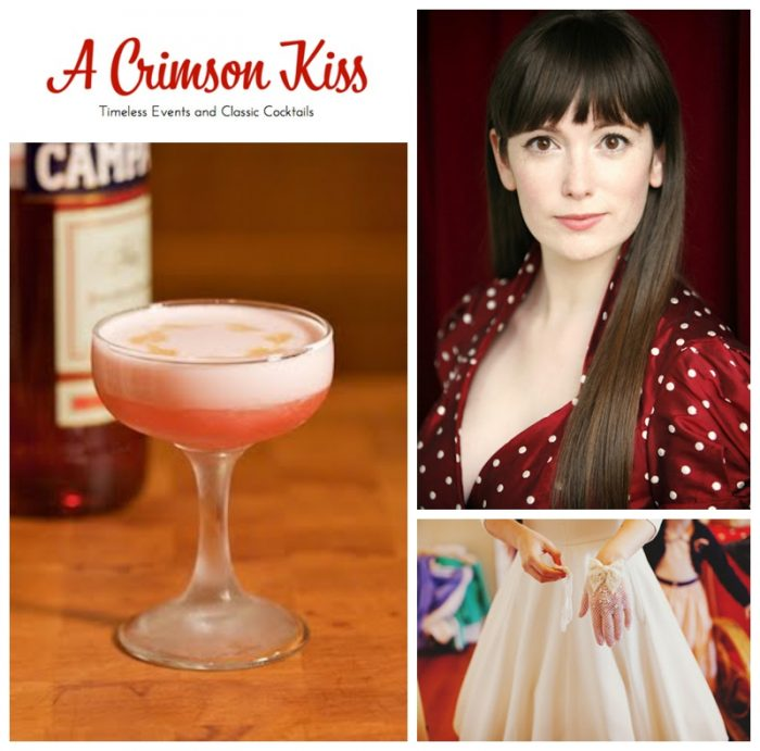 Lena and Campari from a Crimson Kiss