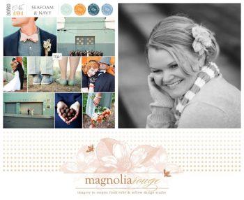 Magnolia Rouge Follow Friday