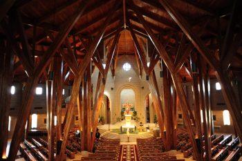 ornate colorado church