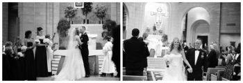 colorado church wedding ceremony