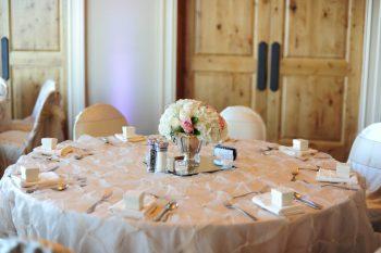Elegant Glam tablescape