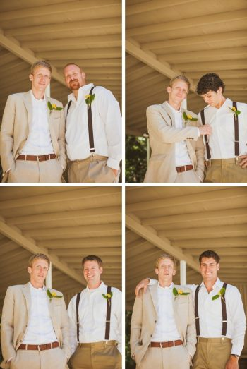 mountain ranch groomsmen