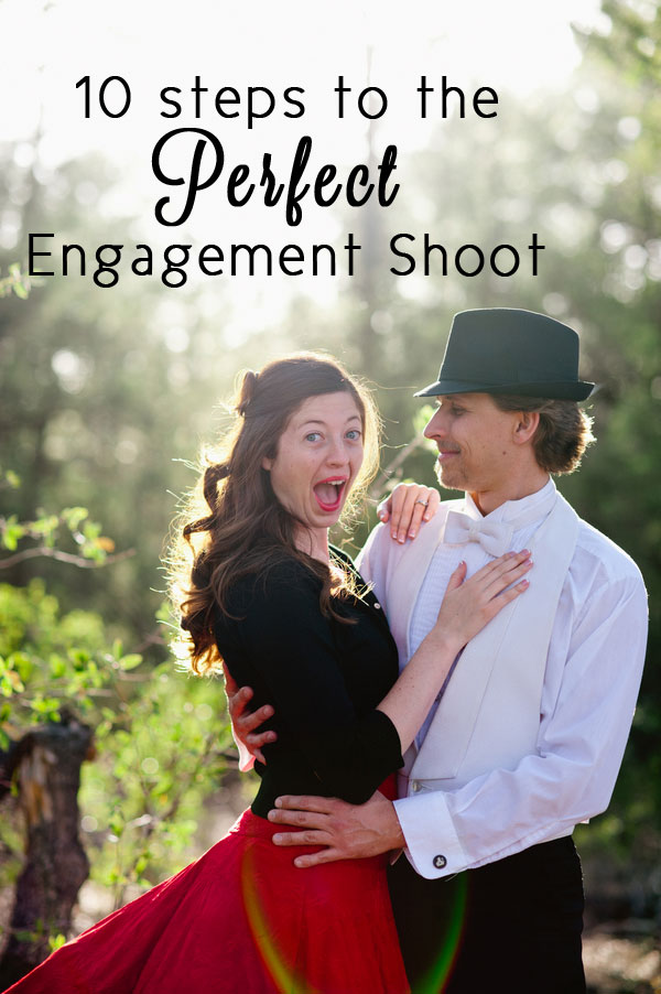 10 steps to the perfect engagement