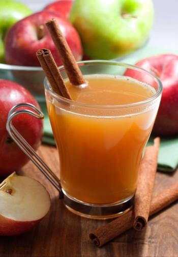Apple Cider falls perfect drink
