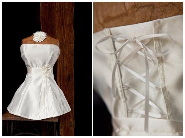 Panty Pinata dress and lacing