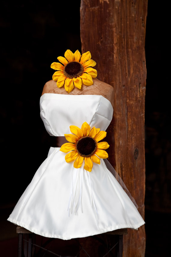 custom Sun flower panty pinata
