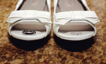 Alaska wedding shoes