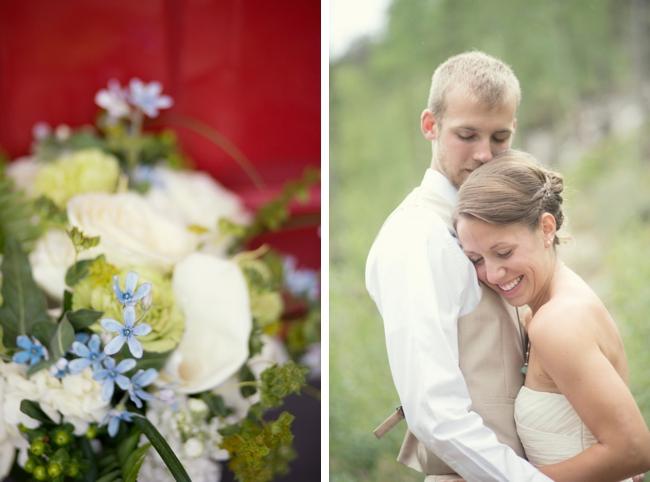 colorado bride and groom