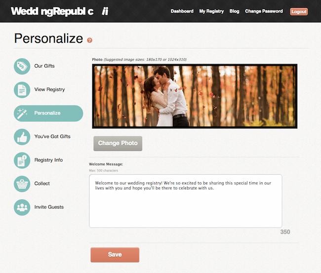 wedding-registry-dashboard