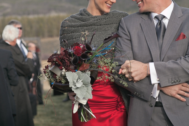 Devils thumb ranch wedding ceremony